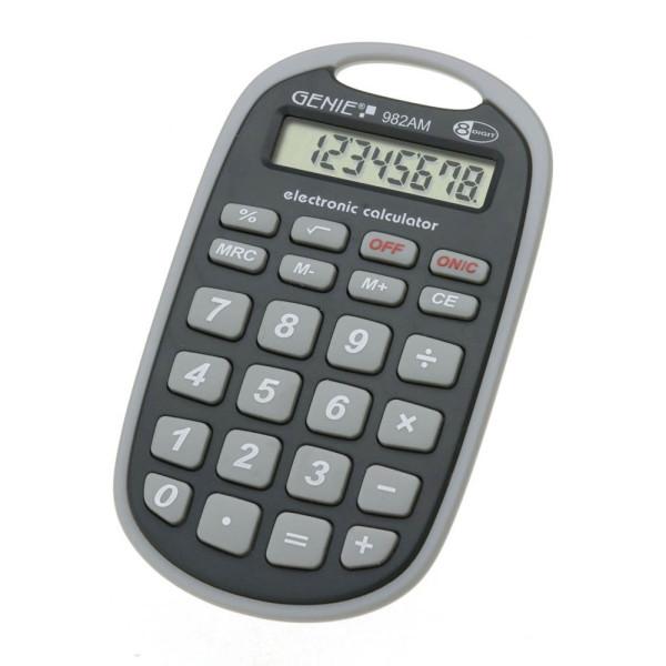 GENIE GENIE 982 AM Taschenrechner