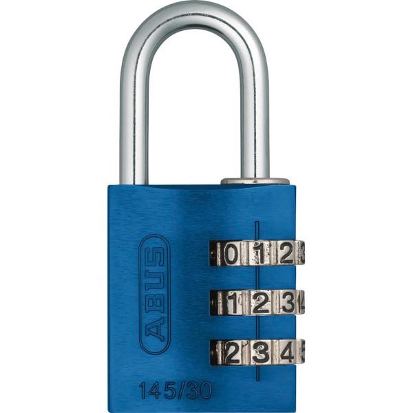 ABUS ABUS Vorhängeschloss ABUS 145/30 blau