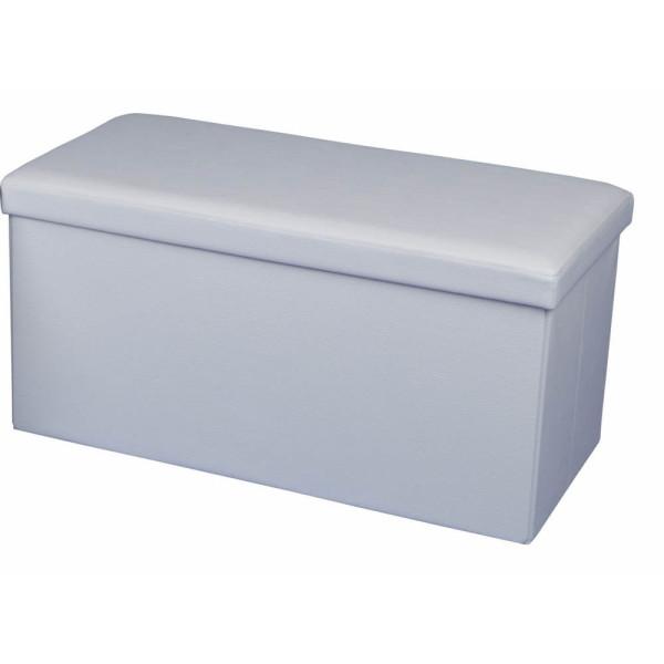Echtwerk Echtwerk SeatBox Sitztruhe weiss