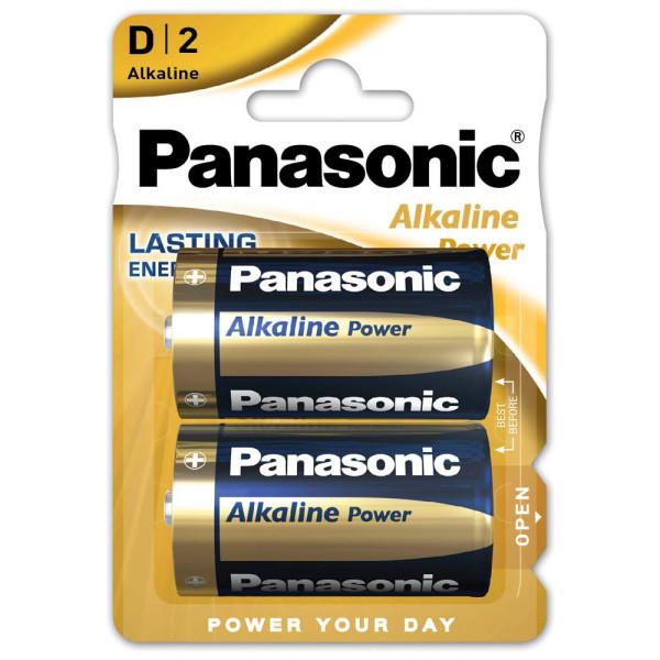 Panasonic Panasonic Batterie Mono D 1,5 V