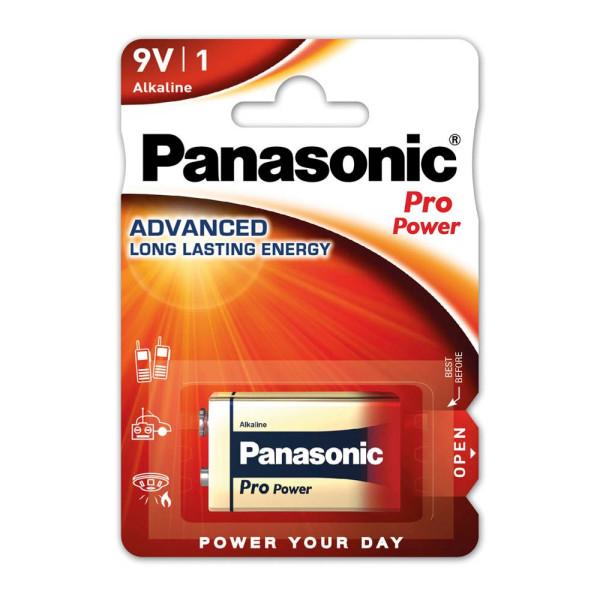 Panasonic Panasonic Batterie Pro Power E-Block 9,0 V
