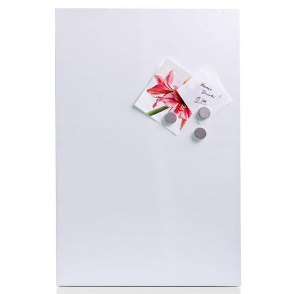 Zeller Magnettafel 40,0 x 60,0 cm weiß