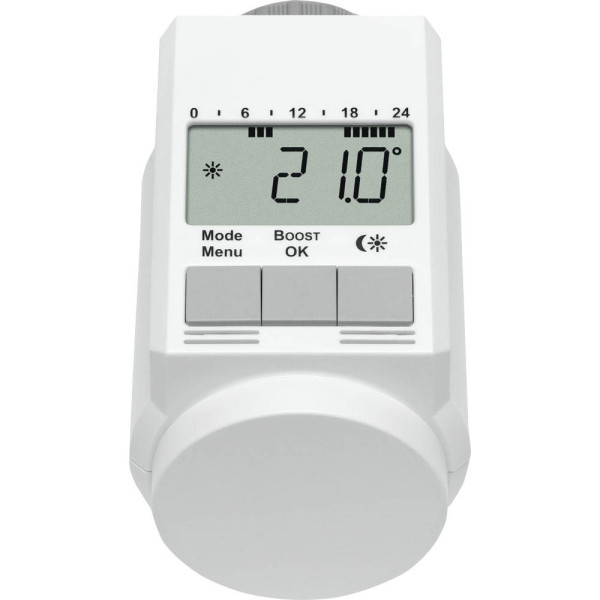eqiva eqiva Model L Heizkörperthermostat
