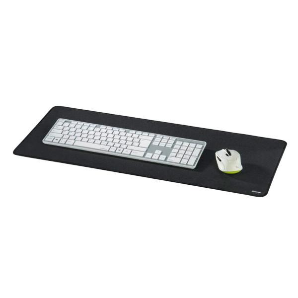 hama hama Mousepad Comfort XL schwarz