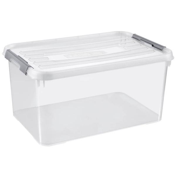 curver curver HANDY Aufbewahrungsboxen 50,0 l transparent 60,0 x 40,0 x 29,0 cm