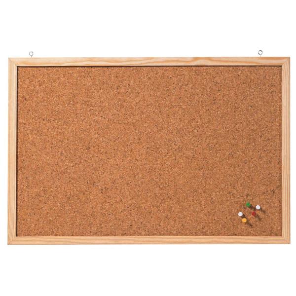 FRANKEN FRANKEN Pinnwand 80,0 x 60,0 cm Kork braun
