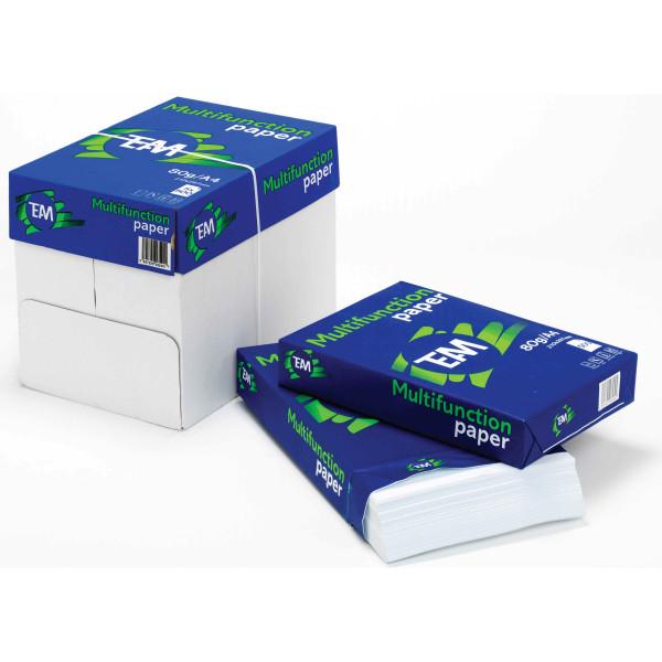 Team Kopierpapier A4 80g weiß 1 Palette 100000 Blatt