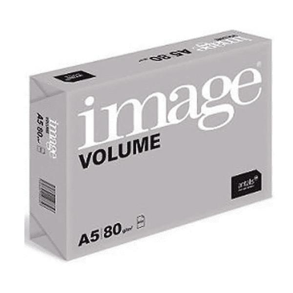 Image Volume Kopierpapier A5 80g weiß 1 Palette 200000 Blatt