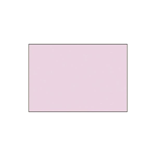 Brunnen Karteikarten A5 190g blanko rot 100 Stück