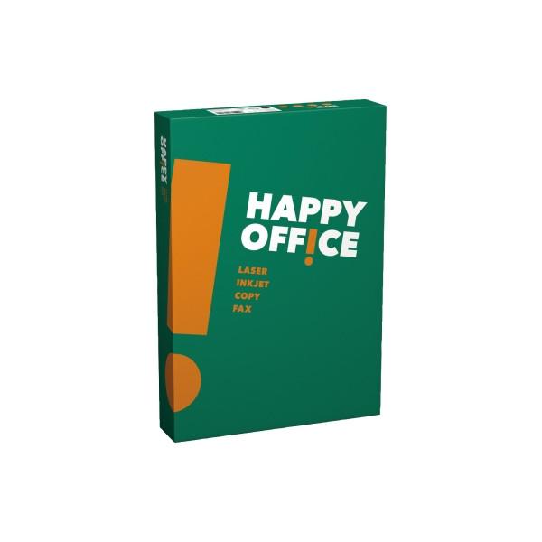 Igepa Kopierpapier Happy Office DIN A3 80g/m² weiß 500 Bl./Pack.