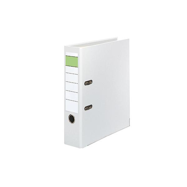 Ordner 80mm DIN A4 Werkstoff: Pappe Material der Kaschierung außen: Polypropylen Material der Kaschierung innen: Papier weiß