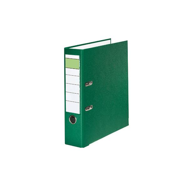 Ordner 80mm DIN A4 Werkstoff: Pappe Material der Kaschierung außen: Polypropylen Material der Kaschierung innen: Papier grün