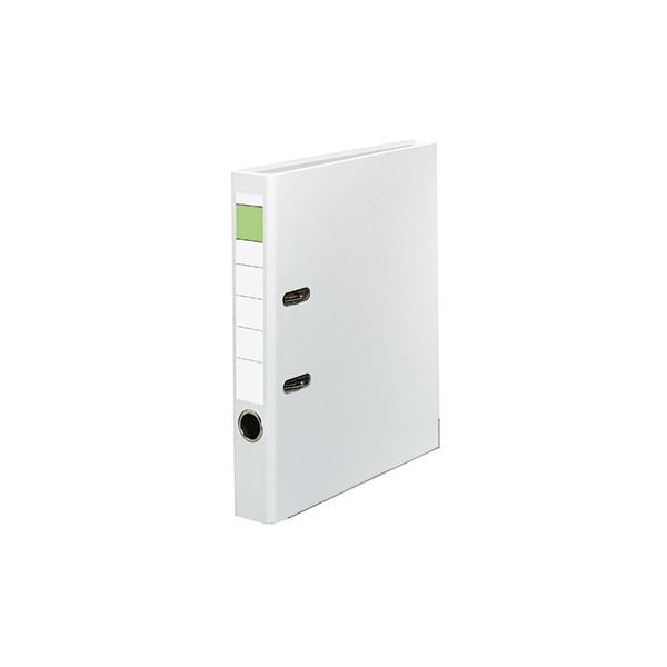 Ordner 50mm DIN A4 Werkstoff: Pappe Material der Kaschierung außen: Polypropylen Material der Kaschierung innen: Papier weiß