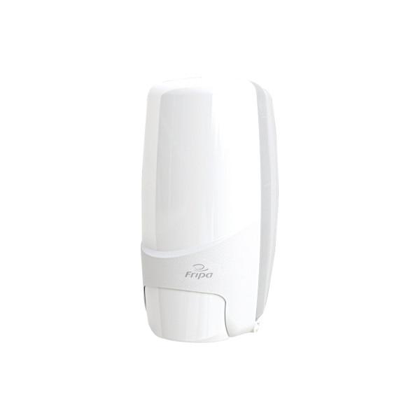 Fripa Seifenspender Seifen 13 x 26 x 12,5 cm (B x H x T) 1l Kunststoff weiß
