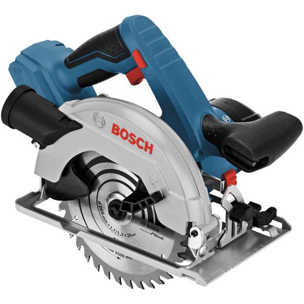 Bosch GKS 18V-57 Professional Akku-Handkreissäge 18 Volt ohne Akku