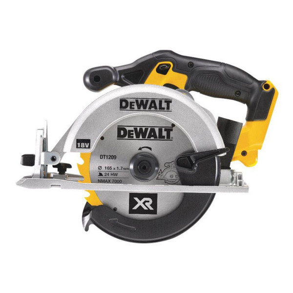 DeWALT DCS391NT Akku-Handkreissäge 18 Volt ohne Akku