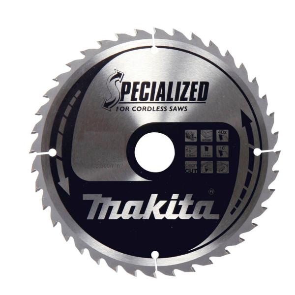 Makita B-32954 Kreissägeblatt für Holz