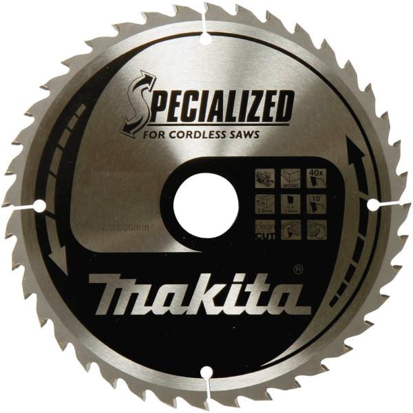 Makita B-33819 Kreissägeblatt für Laminat