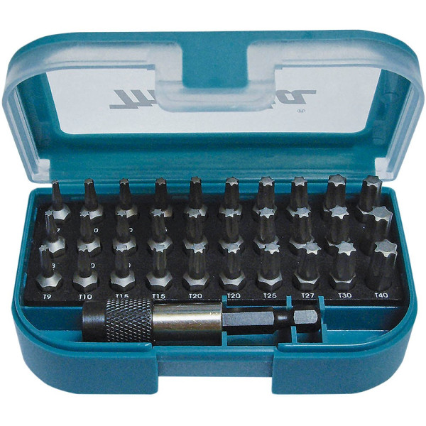 Makita P-73352 Bit-Set 31-teilig