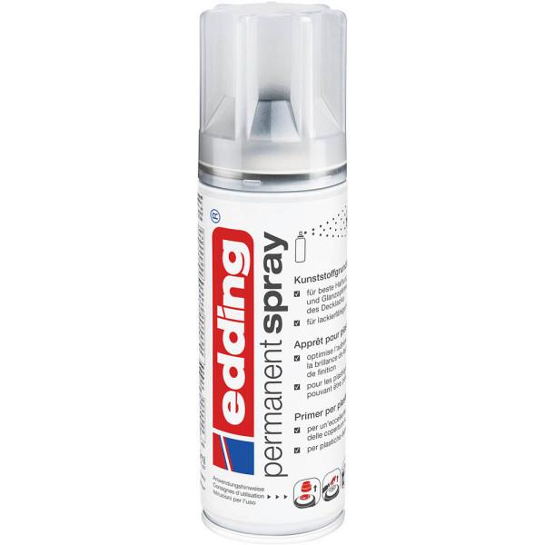 EDDING Spraydosen 5200-996 Universalgrundierung grau 200ml, edding 5200