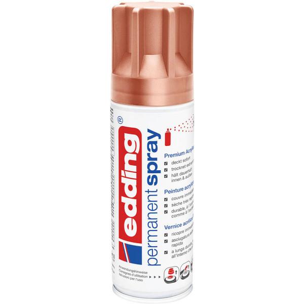 Edding 5200 Permanentspray kupfer 200ml 4-520093