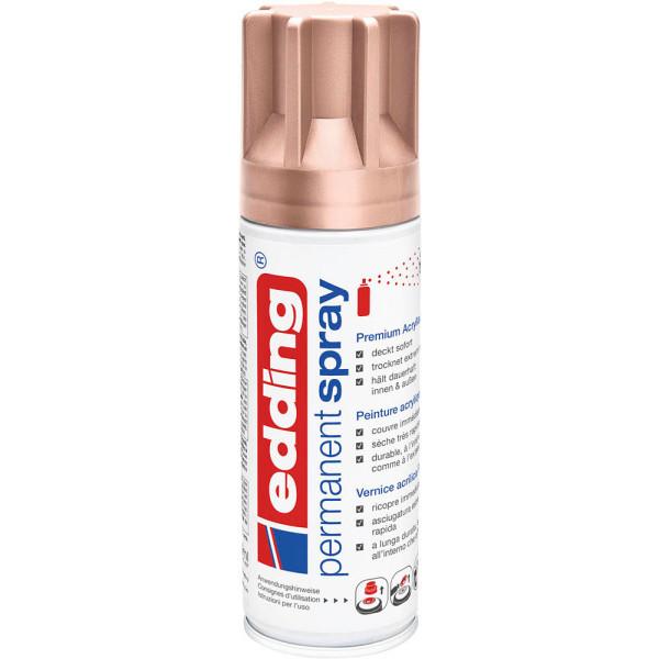 Edding 5200 Permanentspray roségold 200ml 4-5200937
