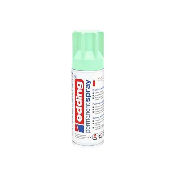 Edding 5200 Permanentspray neo mint matt 200ml 4-5200939