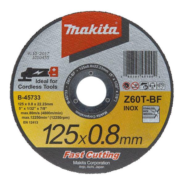 Makita Trennscheibe B-45733 für Metall