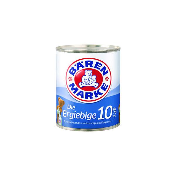 Bärenmarke Kondensmilch, Die Ergiebige, 10 %, Dose, 20 x 340 g