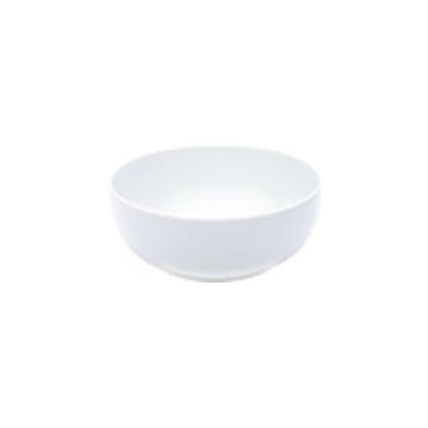 KAHLA Schüssel Pronto Colore Aronda, Porzellan, 0,6 l, Ø: 16,5 cm, weiß