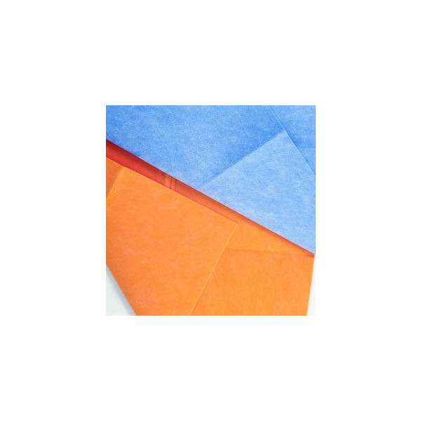 meiko Bodentuch, Vlies, Maschinenwäsche 95° C, 50 x 60 cm, orange