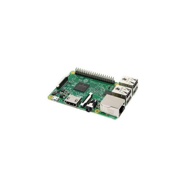 RASPBERRY PI Computer, 3 Model B, Single-Board, 1 GB RAM, 85 x 56 x 17 mm
