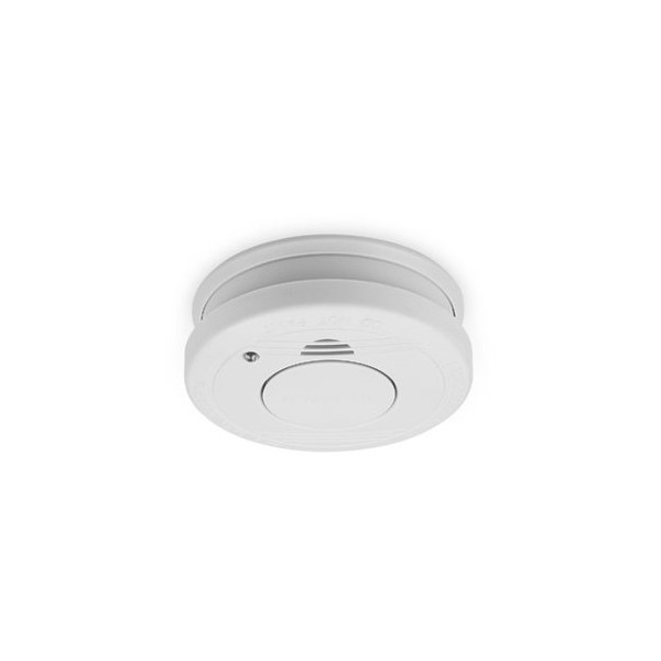 SMARTWARES Rauchmelder RM250 1YR, Warnsignal: optisch/akustisch, weiß