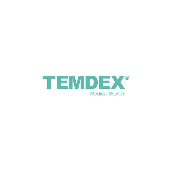 TEMDEX Zylinderschloss, für Frontblende, Metall