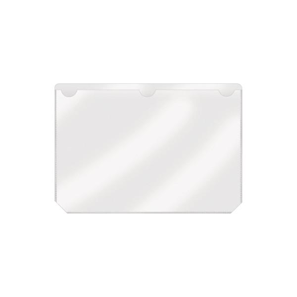 Veloflex Beschriftungsfenster 2215600 A5 quer PVC tr