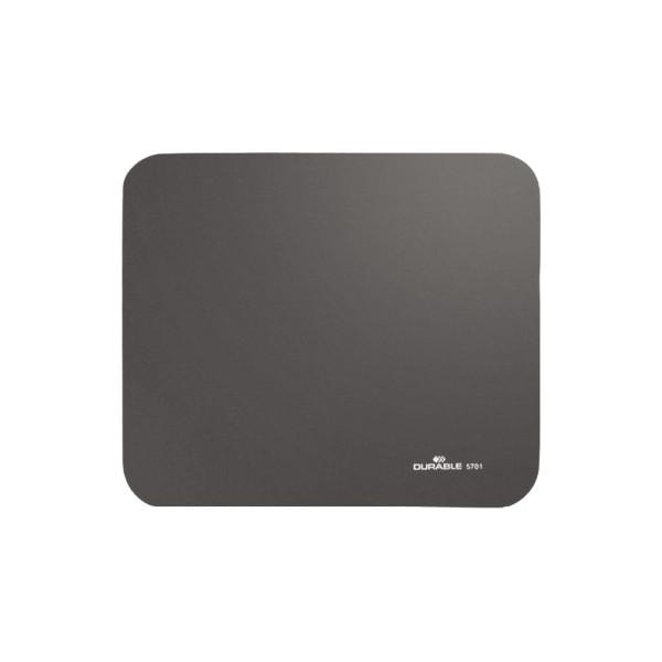 DURABLE Mousepad 570158 Textil 260x220mm dunkelgrau