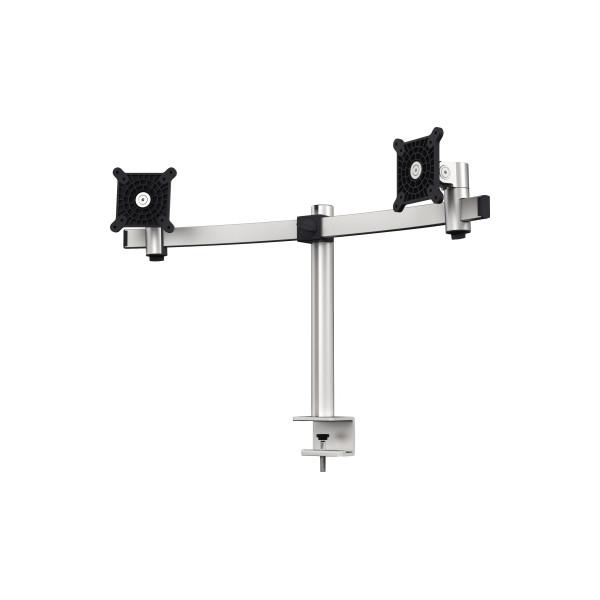 DURABLE Monitorhalter 508523 2Monitore Tischklemme si
