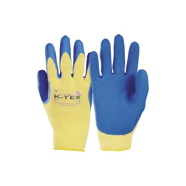 KCL Handschuh K-TEX 930 Para-Aramid/Latex Größe9 ge 1Paar