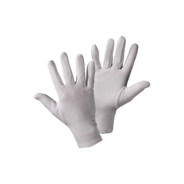WORKY Trikot-Handschuh 1001 100% Baumwolle Größe 8 M ws 1 Paar