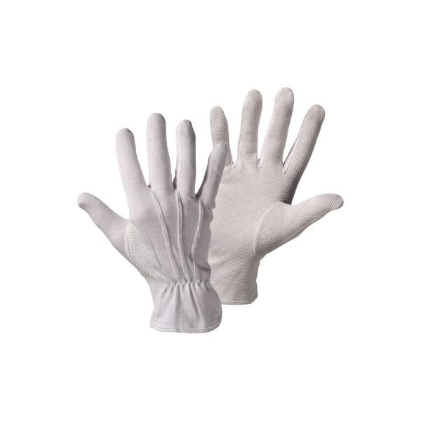 WORKY Handschuh Trikot Dot 1004-10 Baumwolle Größe10 1Paar