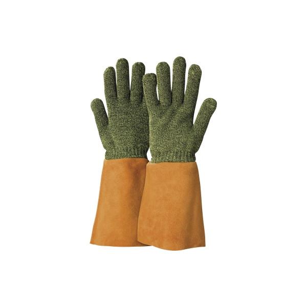KCL Hitzeschutzhandschuh KarboTECT 954 Leder Gr: 9 L 1 Paar