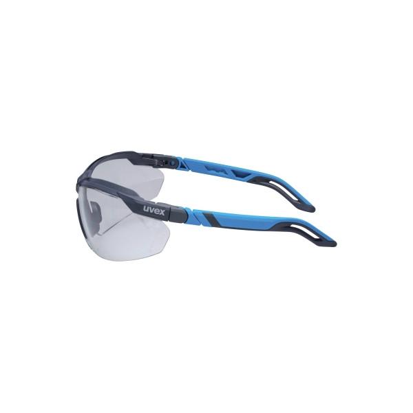 uvex Schutzbrille i-5 9183265 anthrazit/blau