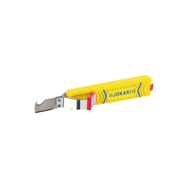JOKARI Abisoliermesser SECURA 10280 für Rundkabel 8 bis 28mm