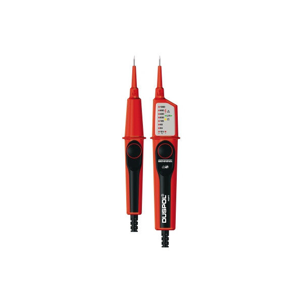 BENNING Spannungsprüfer DUSPOL expert 050262 12-1000V AC/DC 2polig