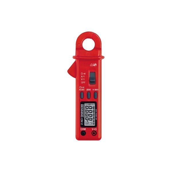 BENNING Multimeter CM 2 044035 1mV-600V AC 100mA-300A DC