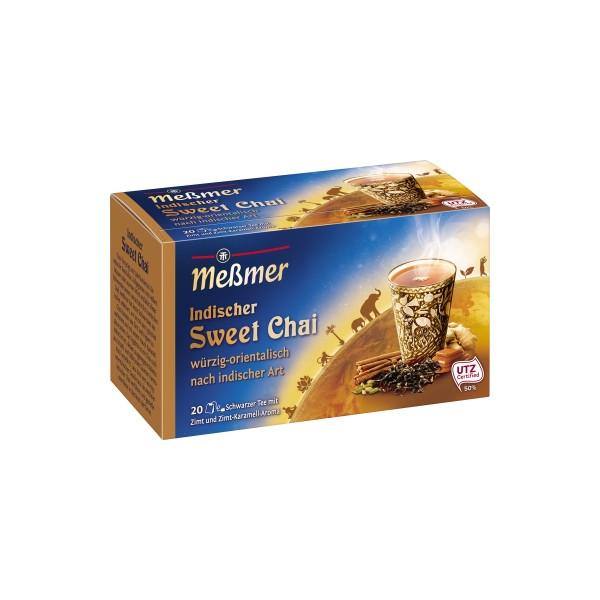 Meßmer Tee Indischer Chai 105691 20 St./Pack.