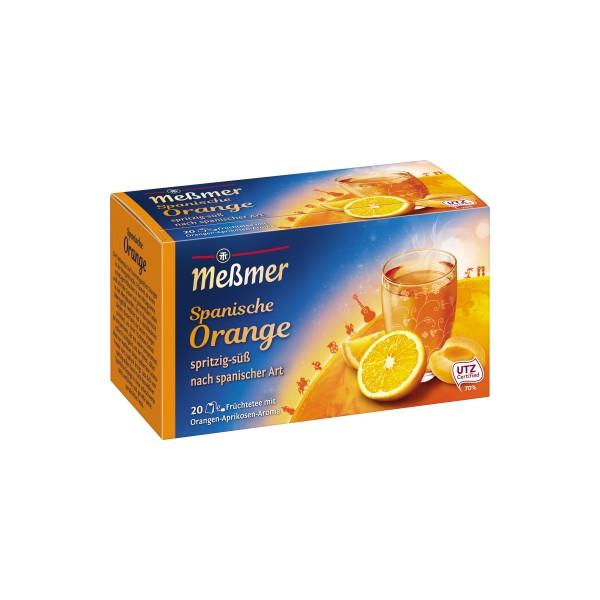 Meßmer Tee Spanische Orange 105687 20 St./Pack.