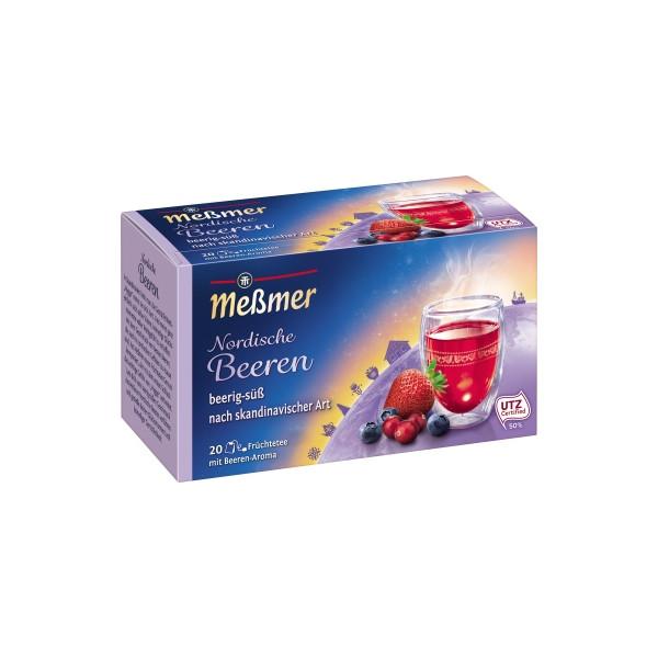 Meßmer Tee Nordische Beeren 105688 20 St./Pack.