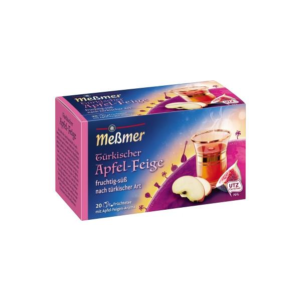 Meßmer Tee Türkischer Apfel-Feige 105684 20 St./Pack.