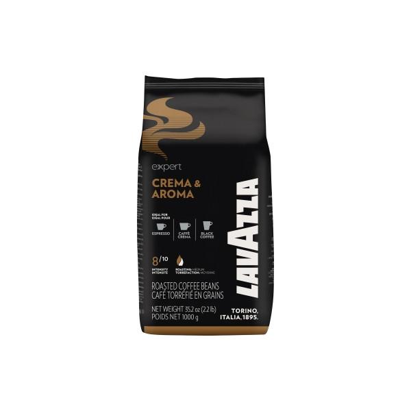 Lavazza Kaffee CREMA & AROMA 2964 ganze Bohne 1kg